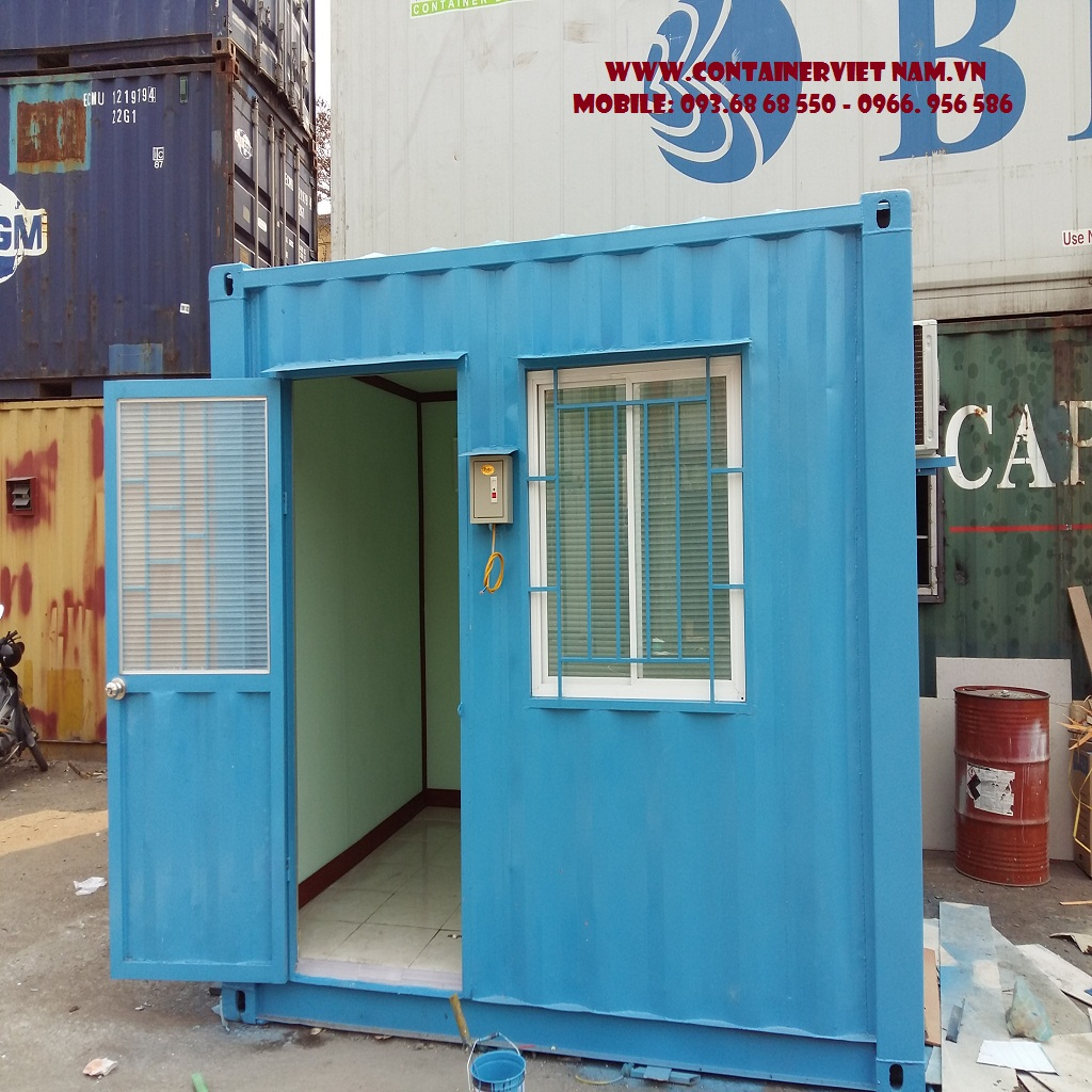 CONTAINER VĂN PHÒNG 10 FEET