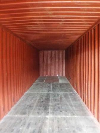 CONTAINER KHO 40 FEET GP